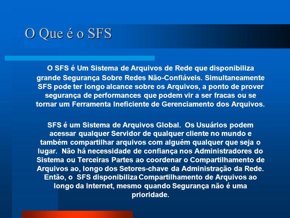 O Que é o SFS