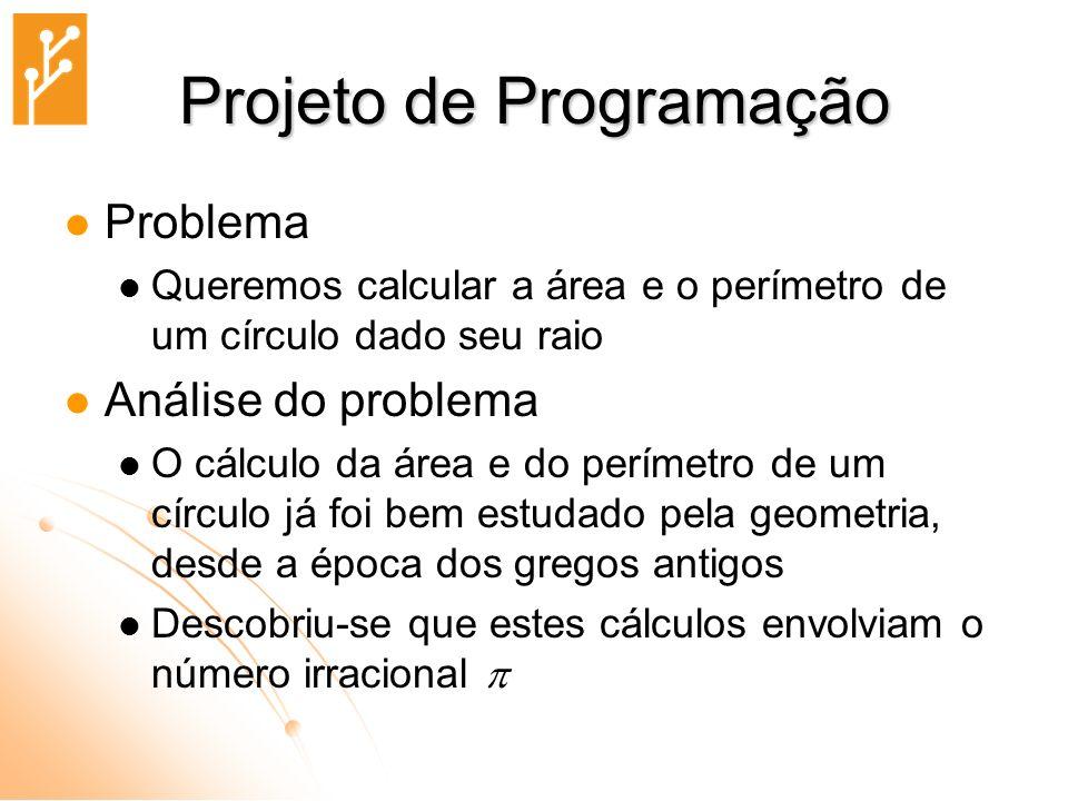 Projeto de Programação