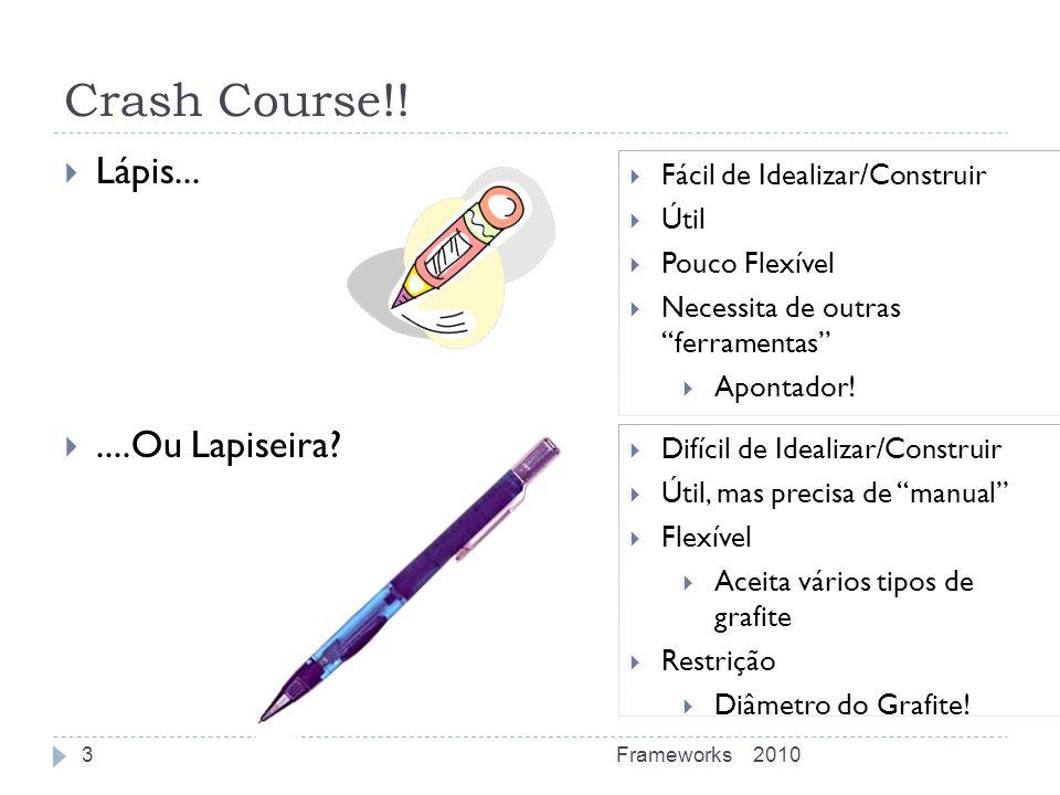 Crash Course!! Lápis... ....Ou Lapiseira Fácil de Idealizar/Construir