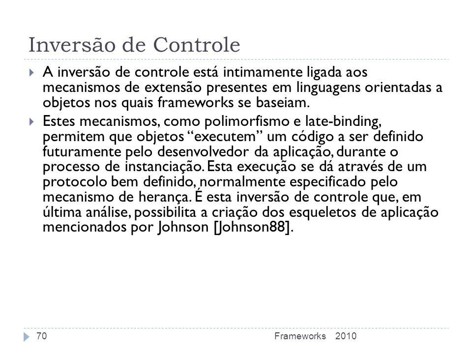Inversão de Controle