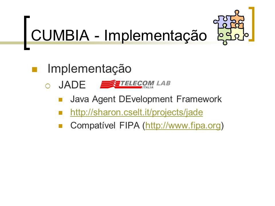 CUMBIA - Implementação