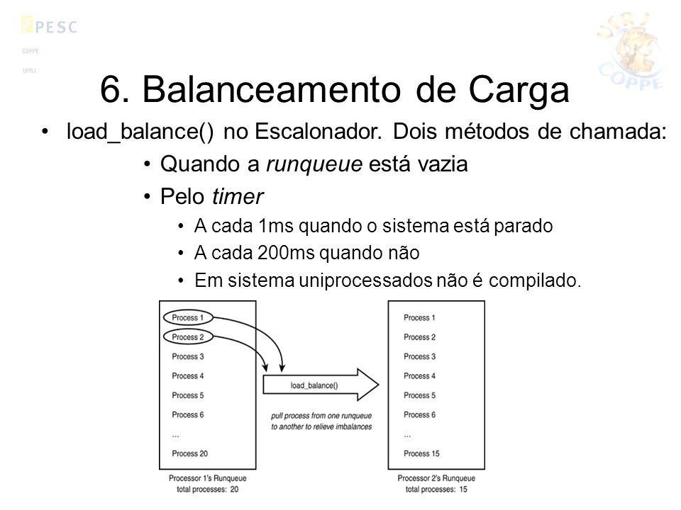 6. Balanceamento de Carga