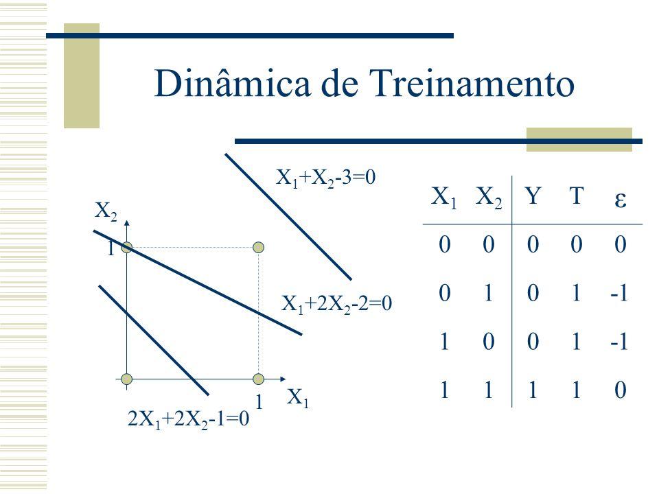 Dinâmica de Treinamento