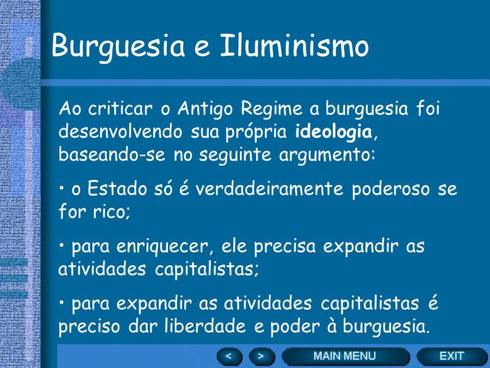 Burguesia e Iluminismo