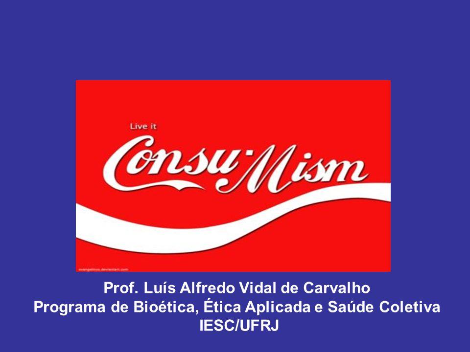 Prof. Luís Alfredo Vidal de Carvalho