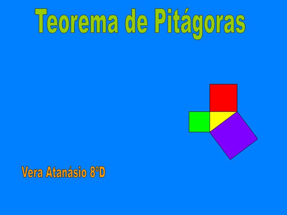 Teorema de Pitágoras Vera Atanásio 8ºD