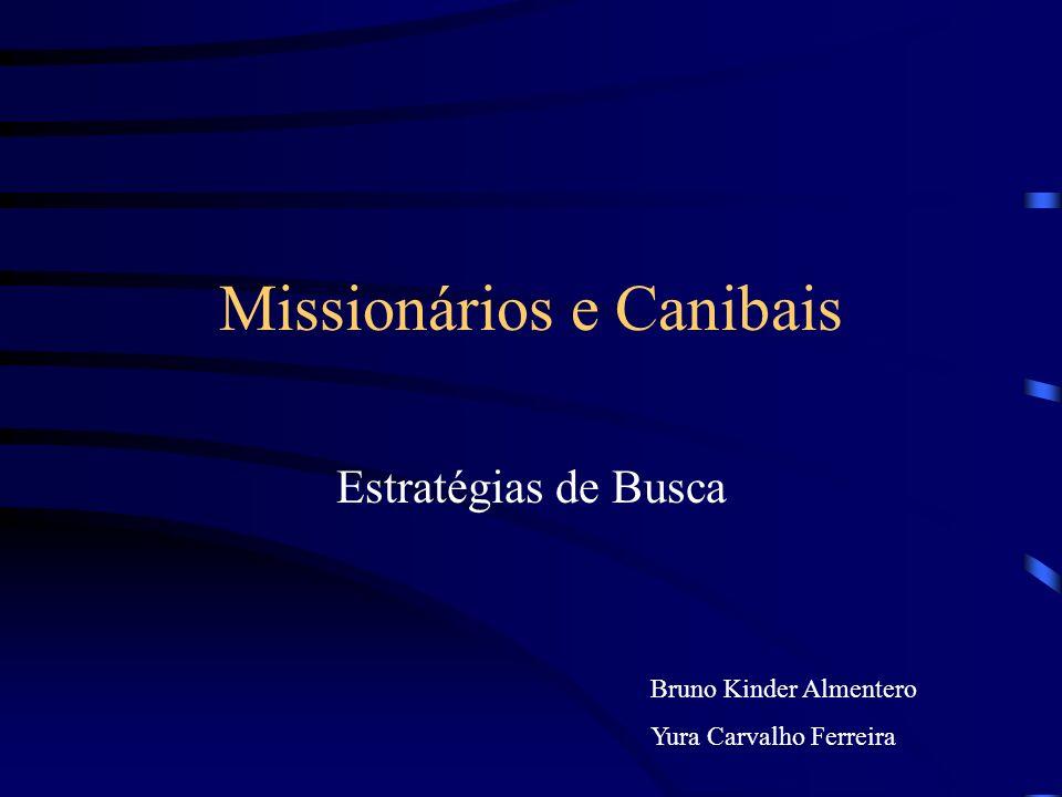 Missionários e Canibais