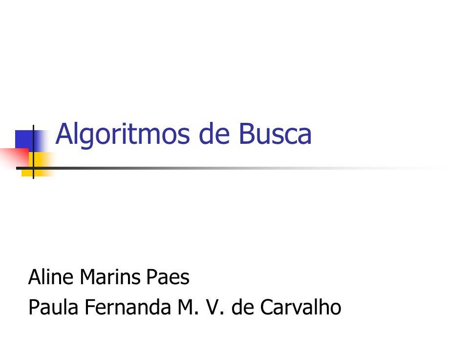 Aline Marins Paes Paula Fernanda M. V. de Carvalho