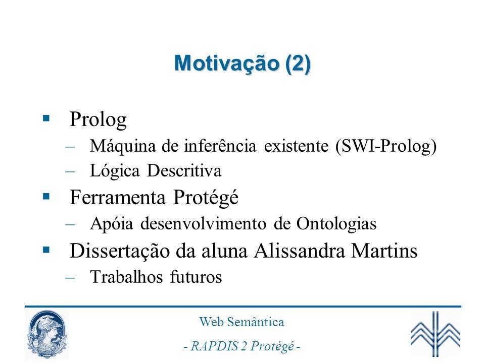 Dissertação da aluna Alissandra Martins