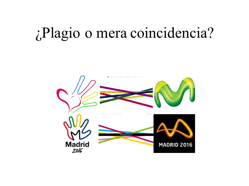 ¿Plagio o mera coincidencia