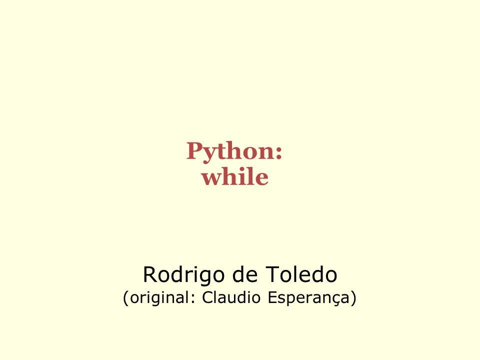 Rodrigo de Toledo (original: Claudio Esperança)