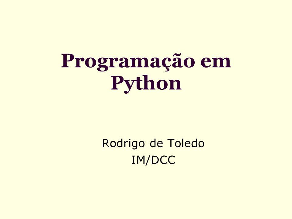Rodrigo de Toledo IM/DCC