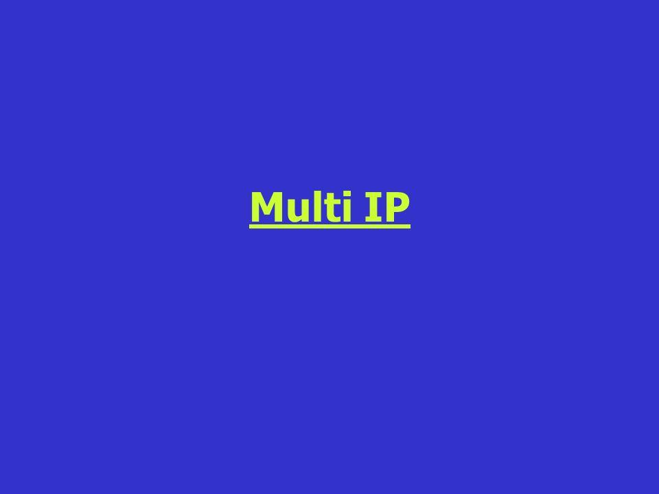 Multi IP