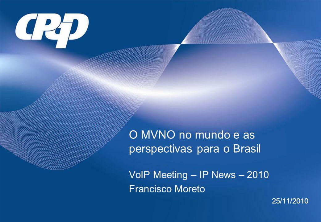 O MVNO no mundo e as perspectivas para o Brasil