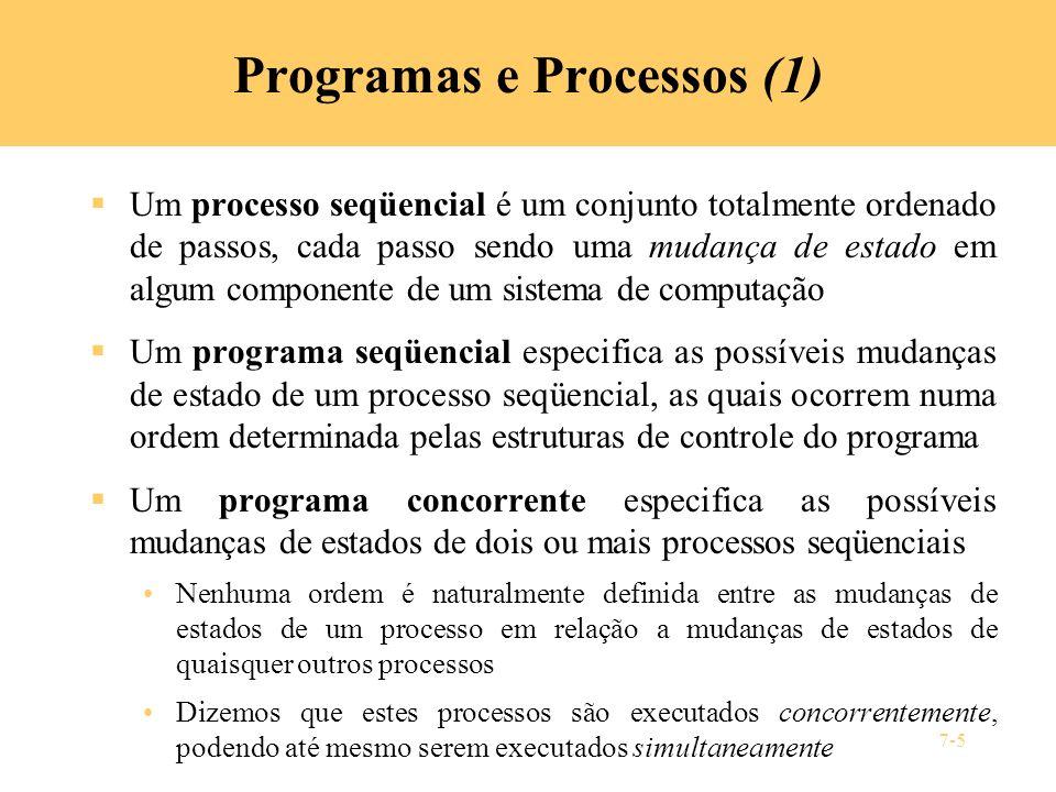 Programas e Processos (1)