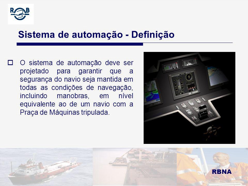 Sistema de automação - Definição