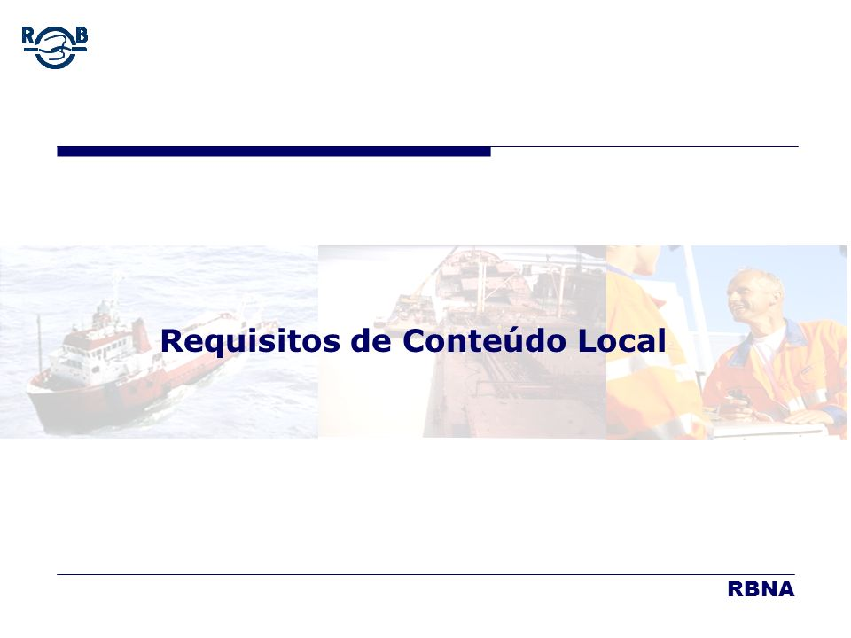 Requisitos de Conteúdo Local