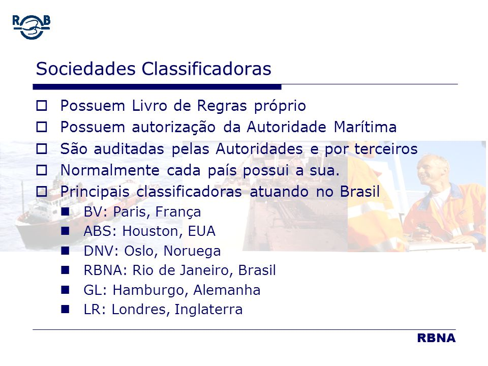 Sociedades Classificadoras