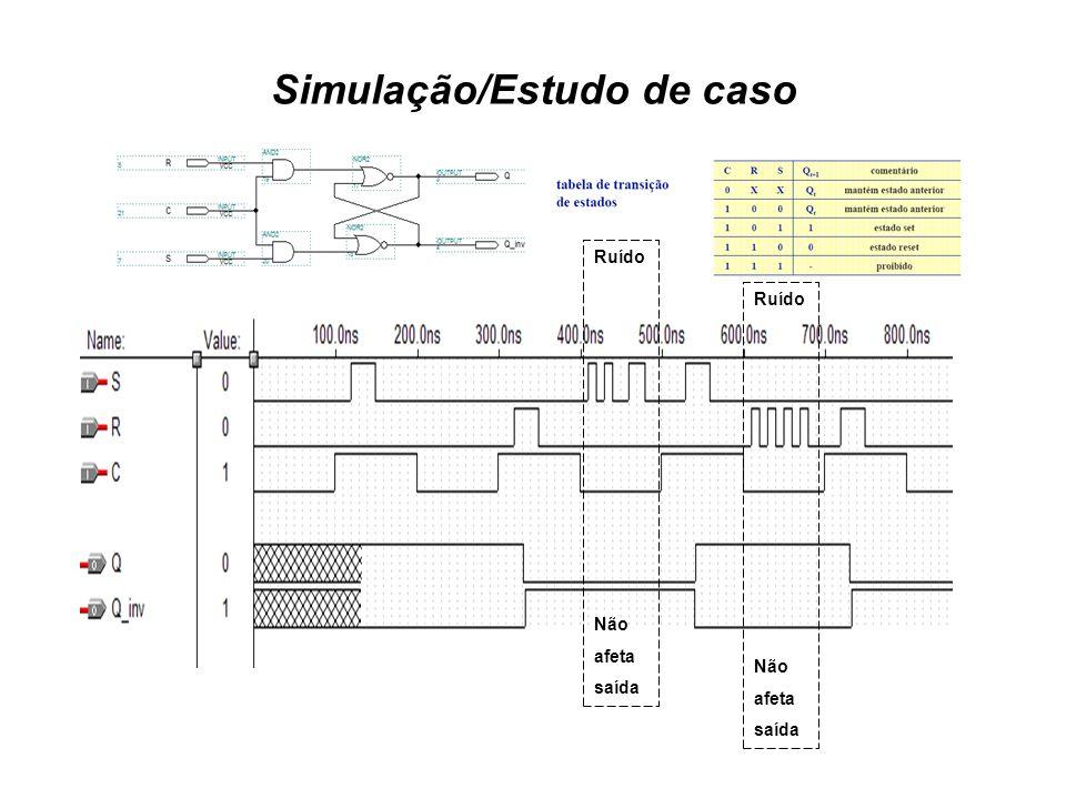 Simulação/Estudo de caso
