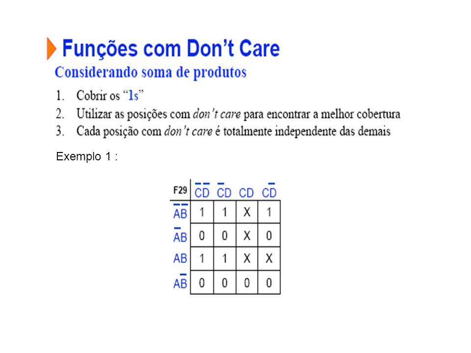 Exemplo 1 :