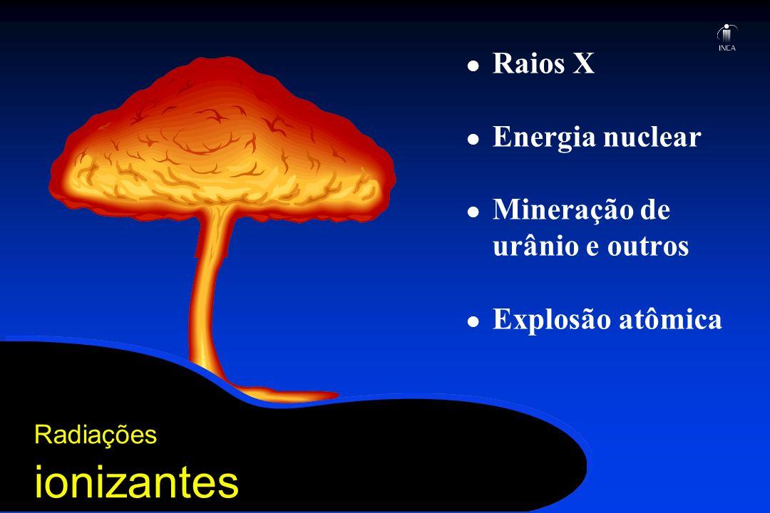 Mineração de urânio e outros