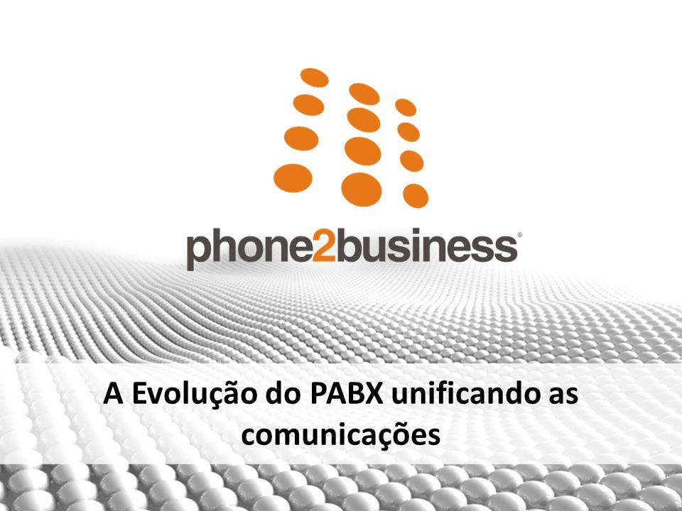 A Evolução do PABX unificando as comunicações