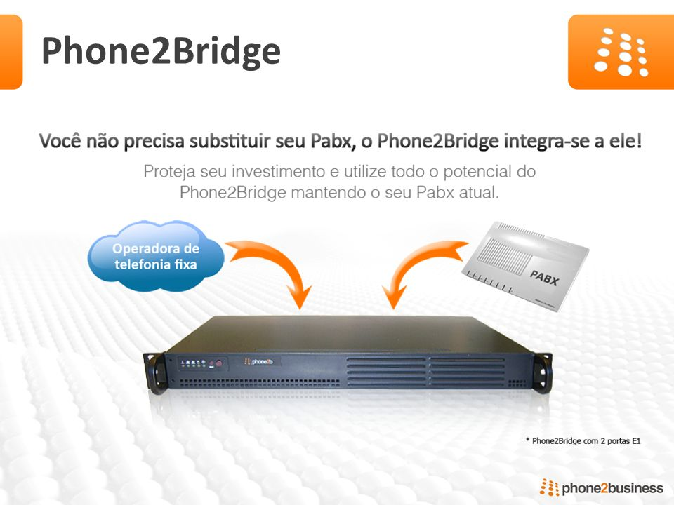 Phone2Bridge