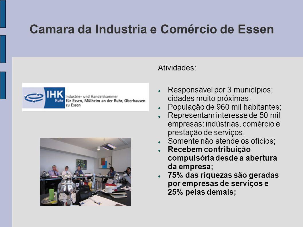 Camara da Industria e Comércio de Essen