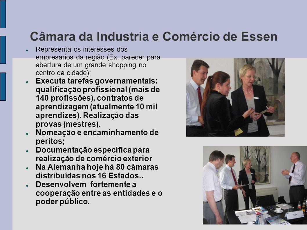 Câmara da Industria e Comércio de Essen