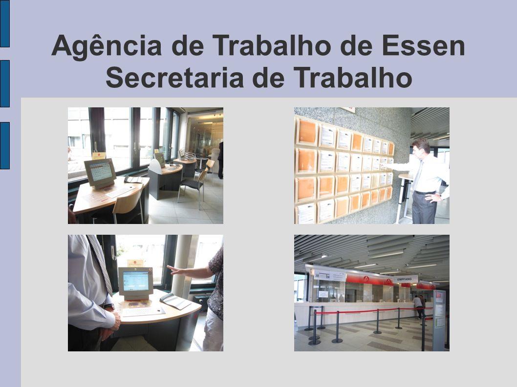 Agência de Trabalho de Essen Secretaria de Trabalho
