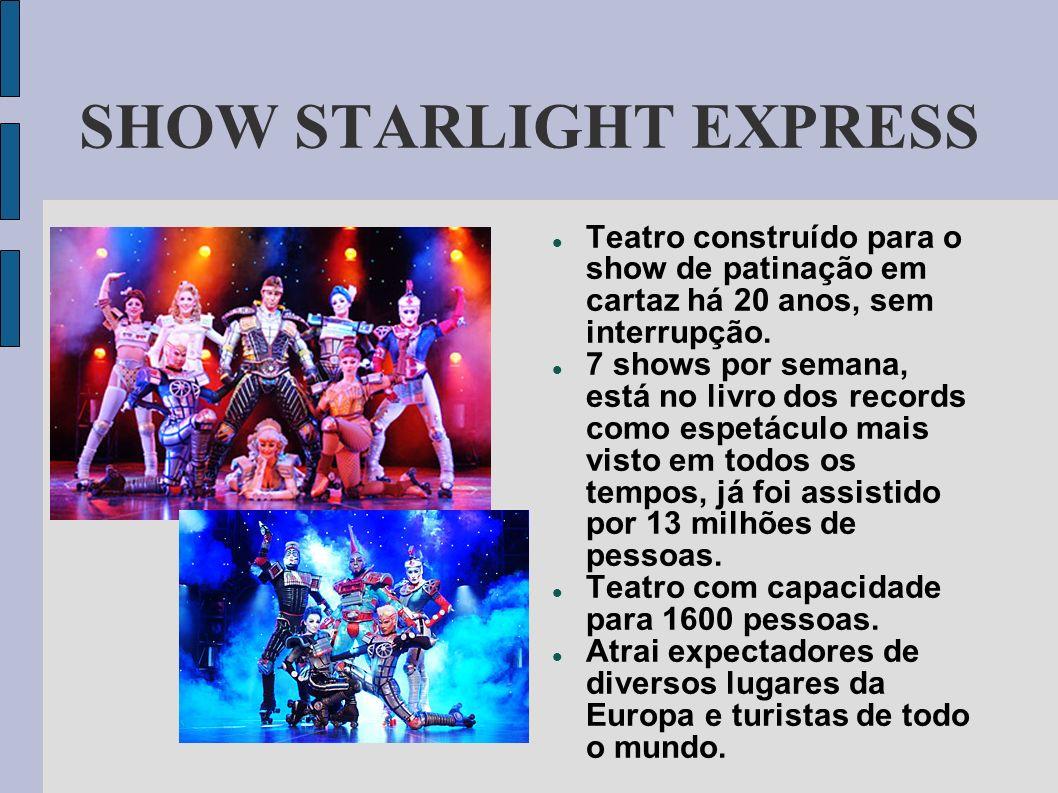 SHOW STARLIGHT EXPRESS