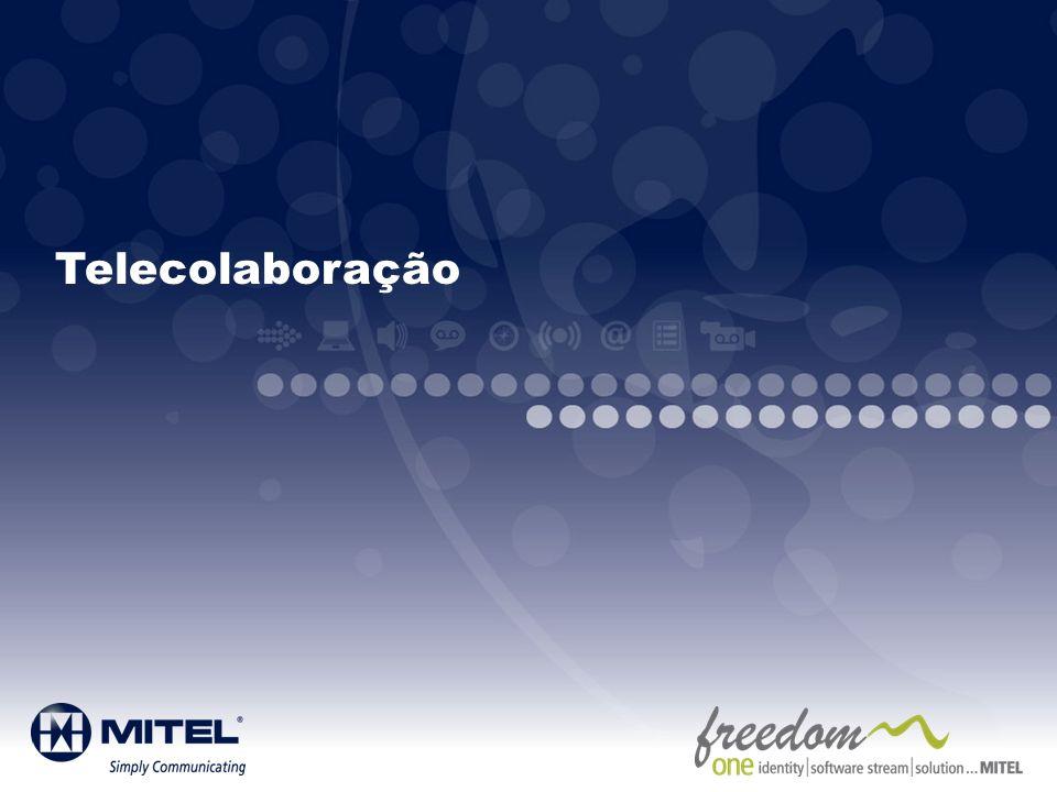 Mitel Template for 2011 3/26/2017 Telecolaboração 1063_7916 23