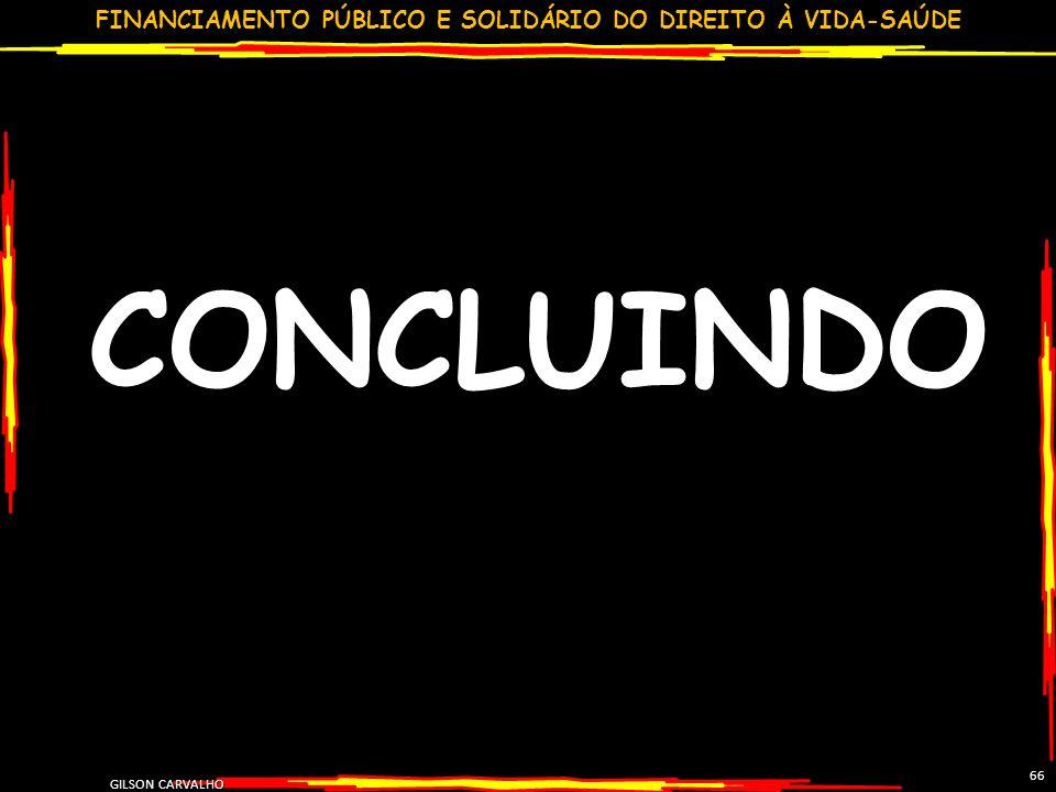 CONCLUINDO 66 GILSON CARVALHO