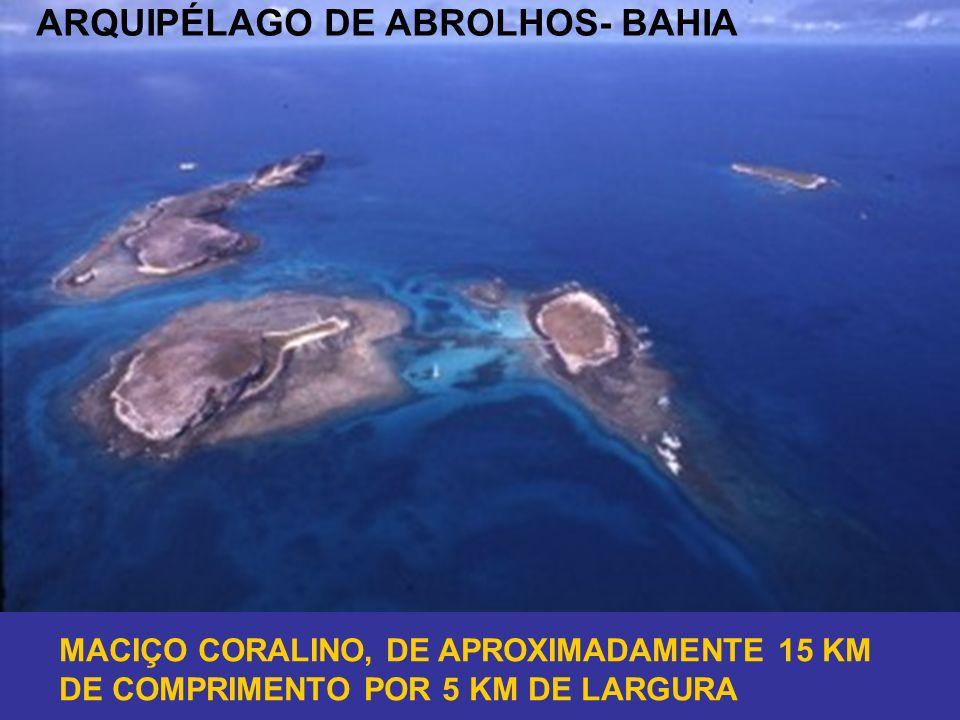 ARQUIPÉLAGO DE ABROLHOS- BAHIA