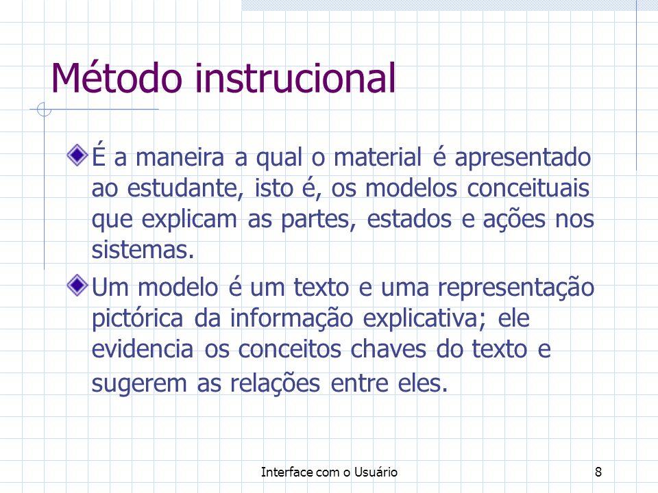 Método instrucional