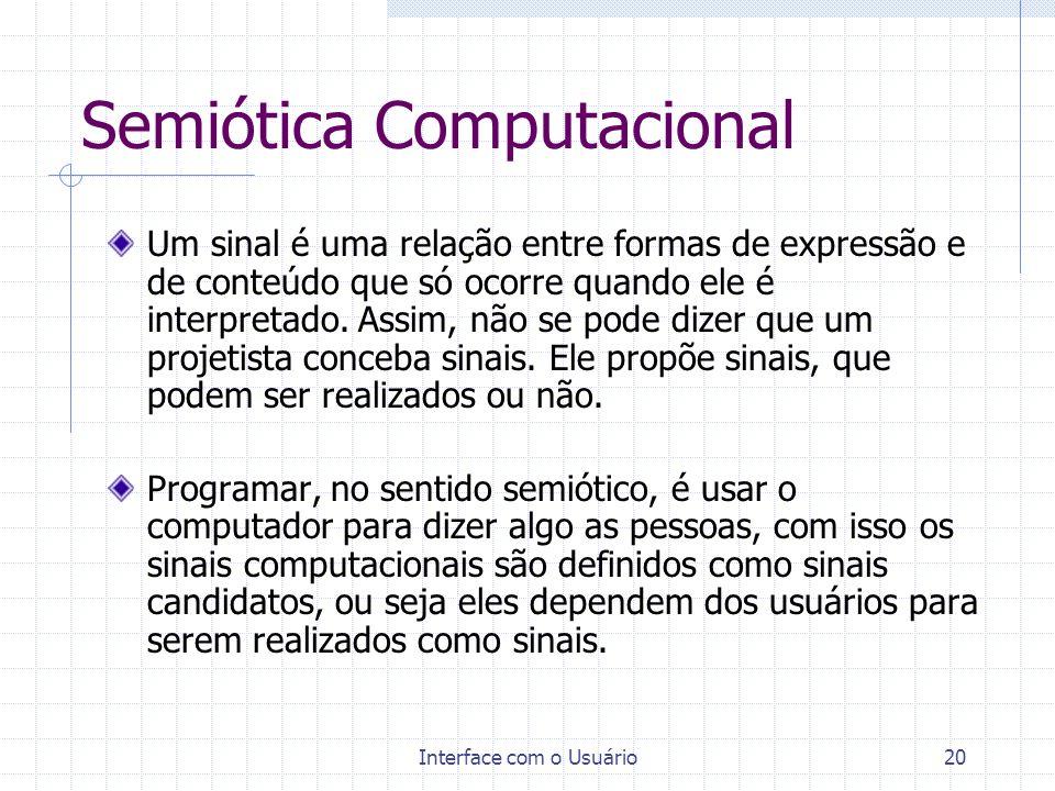 Semiótica Computacional