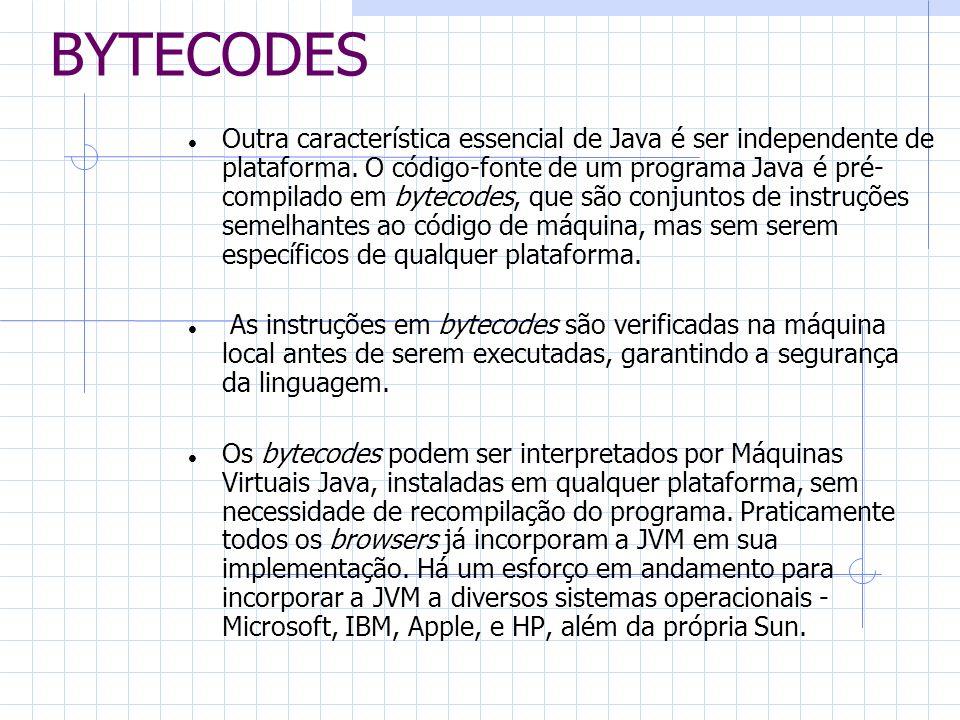 BYTECODES