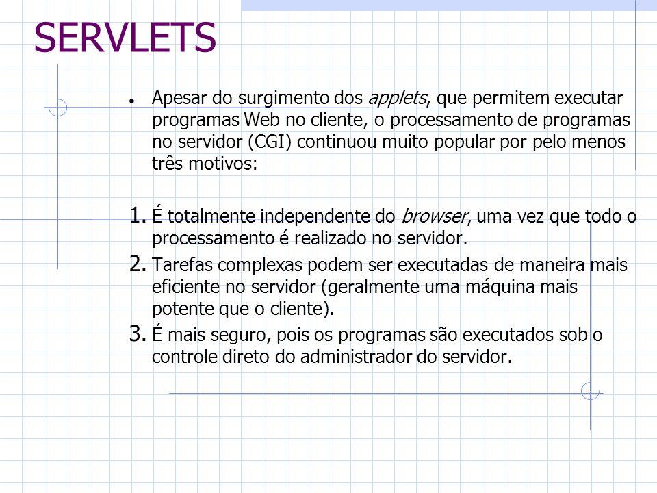 SERVLETS