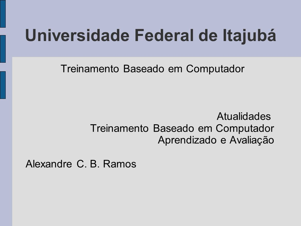 Universidade Federal de Itajubá