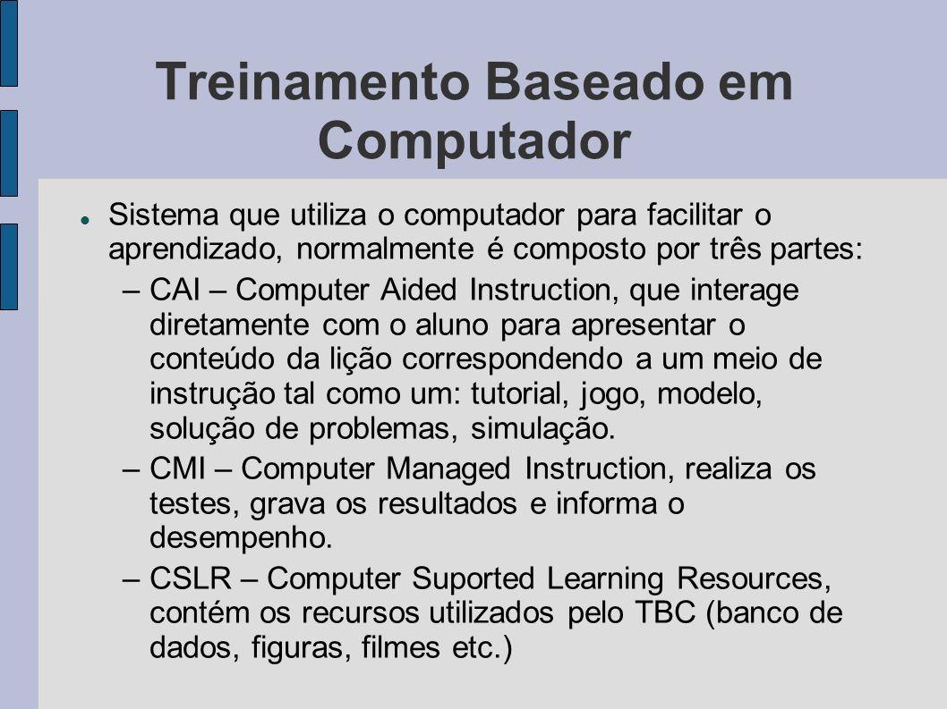 Treinamento Baseado em Computador