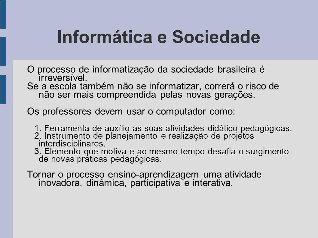 Informática e Sociedade