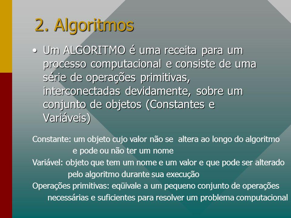 2. Algoritmos