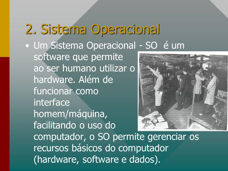 2. Sistema Operacional