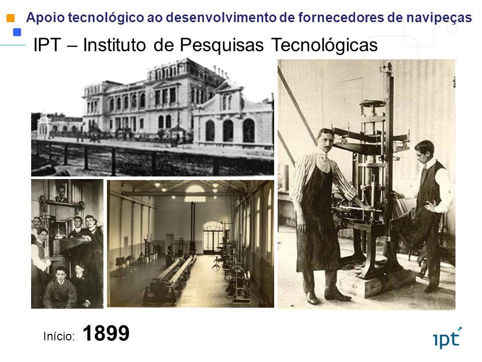 IPT – Instituto de Pesquisas Tecnológicas