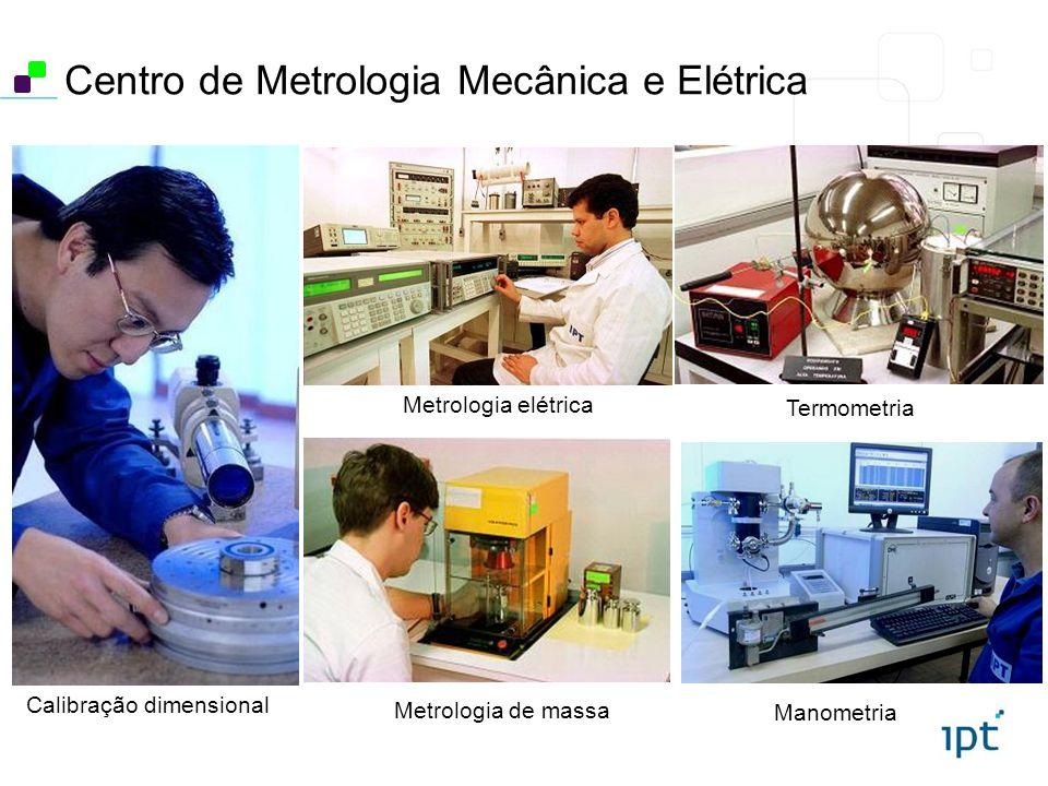 Centro de Metrologia Mecânica e Elétrica