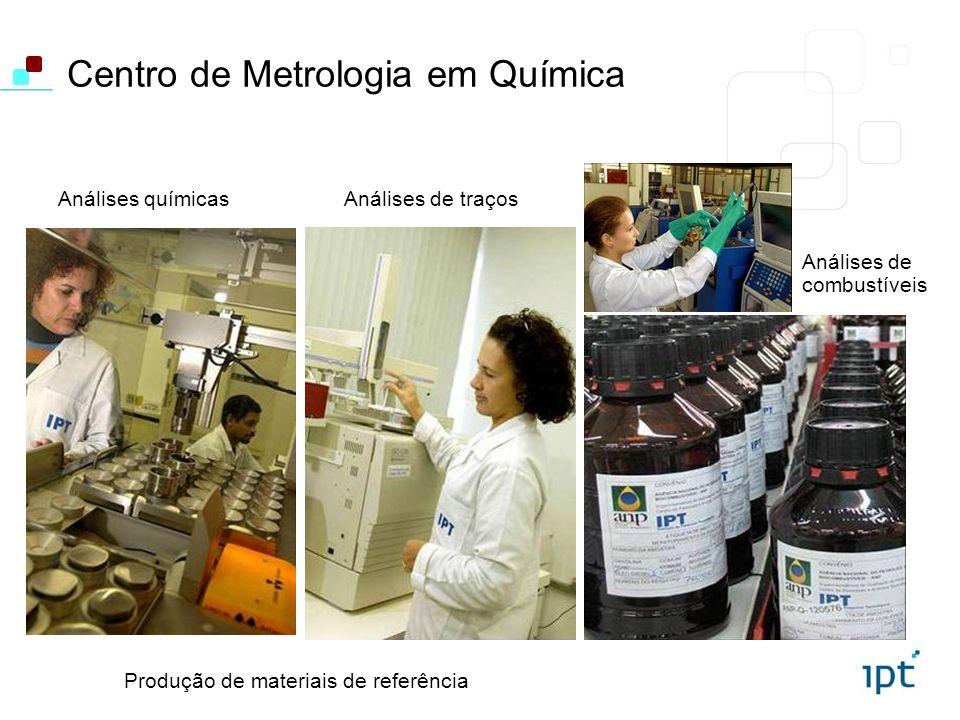 Centro de Metrologia em Química