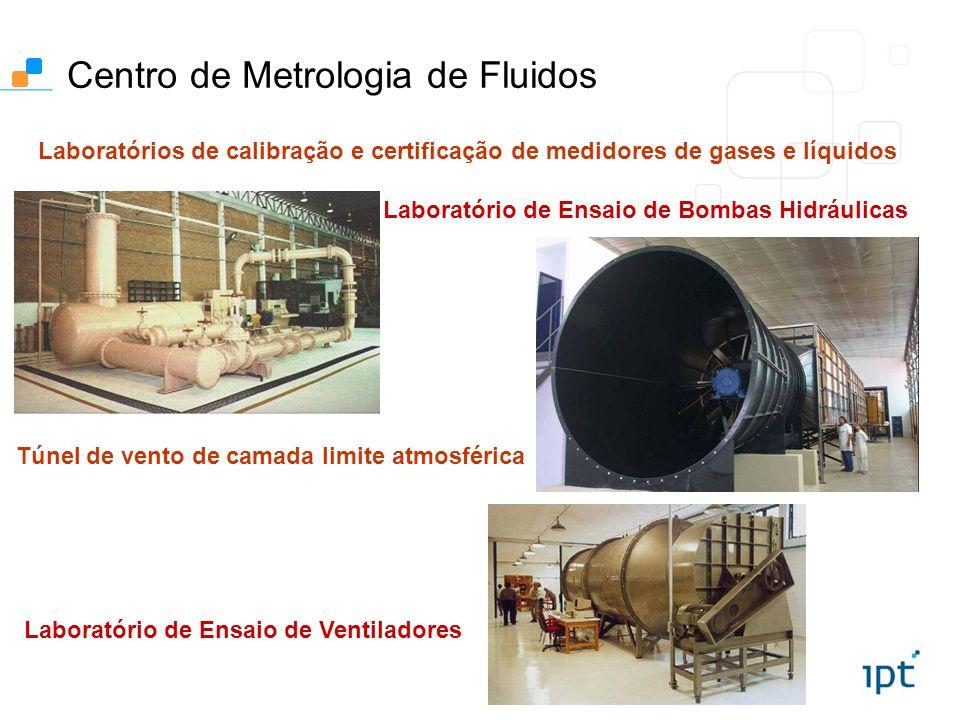 Centro de Metrologia de Fluidos
