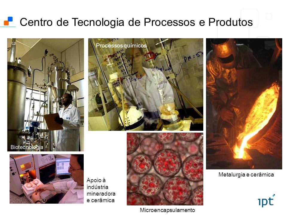 Centro de Tecnologia de Processos e Produtos