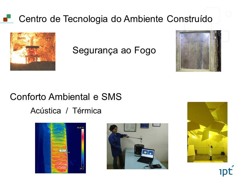 Conforto Ambiental e SMS