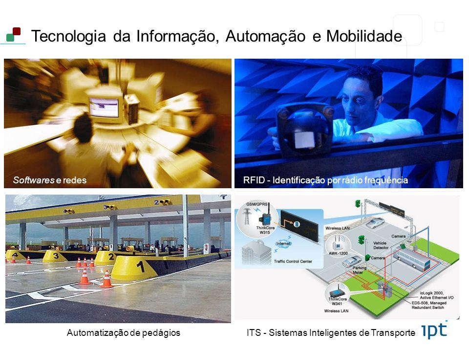 Tecnologia da Informação, Automação e Mobilidade